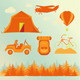 Travel Summer Set - GraphicRiver Item for Sale