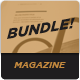 Magazine Bundle 9 - GraphicRiver Item for Sale