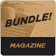 Magazine Bundle 7 - GraphicRiver Item for Sale