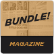 Magazine Bundle 4 - GraphicRiver Item for Sale