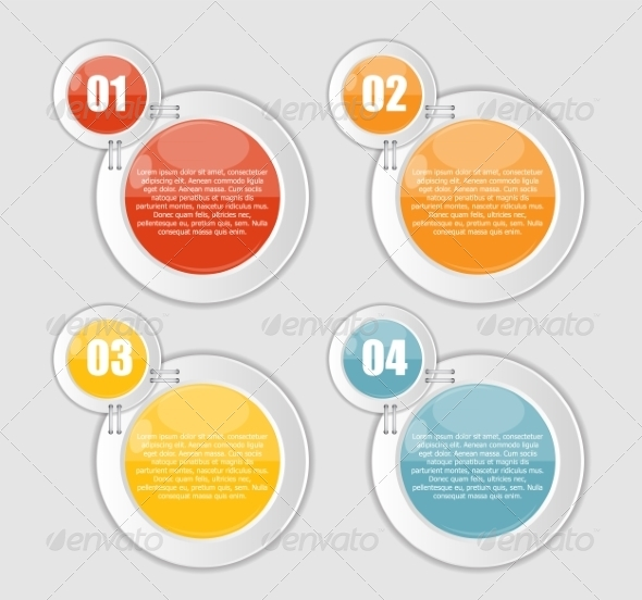 GraphicRiver Infographic Templates for Business 8438220