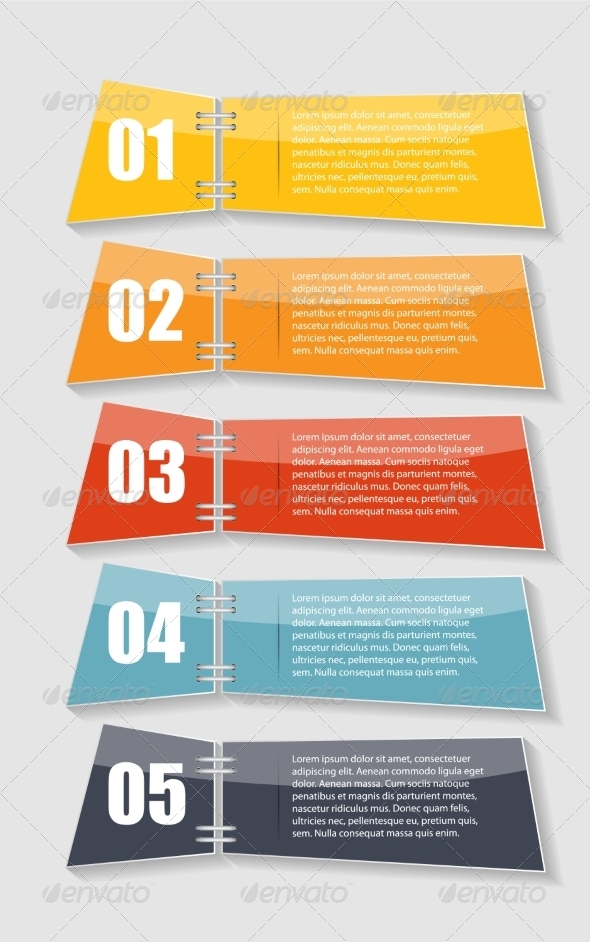 GraphicRiver Infographic Templates for Business 8438230