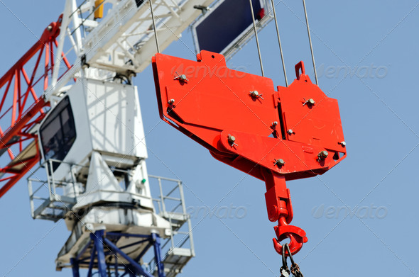 Stock Photo - PhotoDune Crane 859353