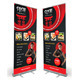 Sushi Restaurant Menu Banner Template 03 - GraphicRiver Item for Sale