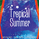 Tropical Summer Flyer - GraphicRiver Item for Sale