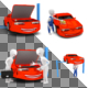 Auto Service Set - GraphicRiver Item for Sale
