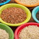 variety of rice grains - PhotoDune Item for Sale