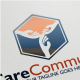 Care Community Center Logo  - GraphicRiver Item for Sale
