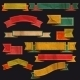Retro Ribbons - GraphicRiver Item for Sale