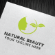 Natural Beauty Logo Template - GraphicRiver Item for Sale