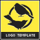 Two Birds Logo Template - GraphicRiver Item for Sale