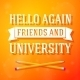 University Greeting - GraphicRiver Item for Sale