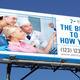 Dental Clinic Outdoor banner 23
