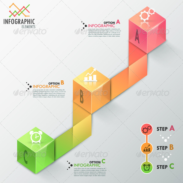 GraphicRiver Modern Infographic Options Banner 8454562