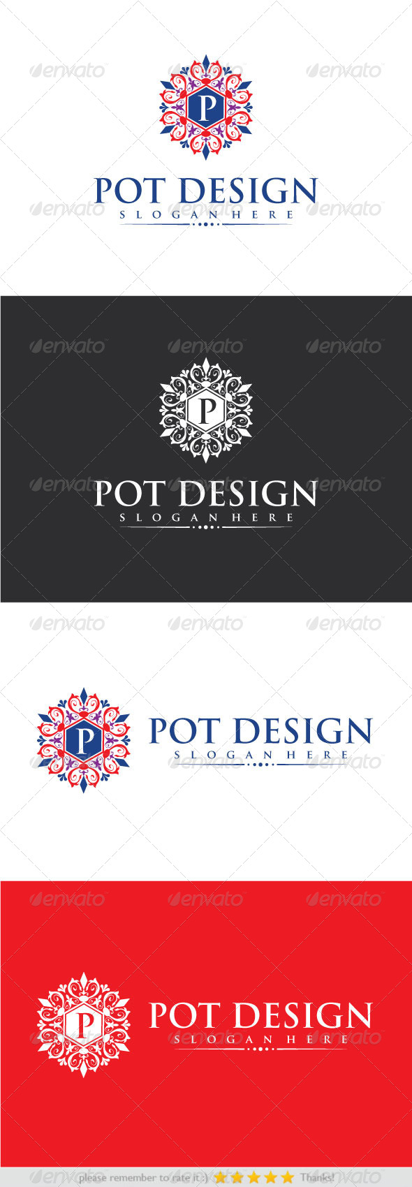 GraphicRiver Pot Design 8456279