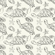 Marine Animal Pattern - GraphicRiver Item for Sale
