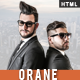 Orane - Multipurpose HTML5 Template - ThemeForest Item for Sale