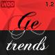 GE Trends- Responsive Voting WordPress Theme - ThemeForest Item for Sale