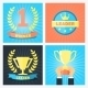 Winner Badges - GraphicRiver Item for Sale