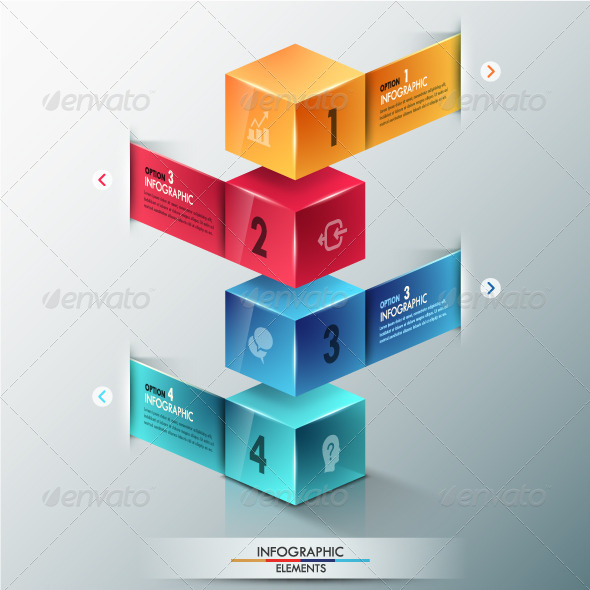 GraphicRiver Modern Infographic Options Banner 8460174