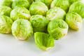 Brussels sprout isolated - PhotoDune Item for Sale