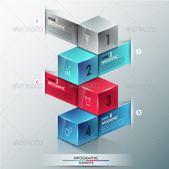 GraphicRiver Modern Infographic Options Banner 8460876