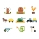 Farming Icons - GraphicRiver Item for Sale