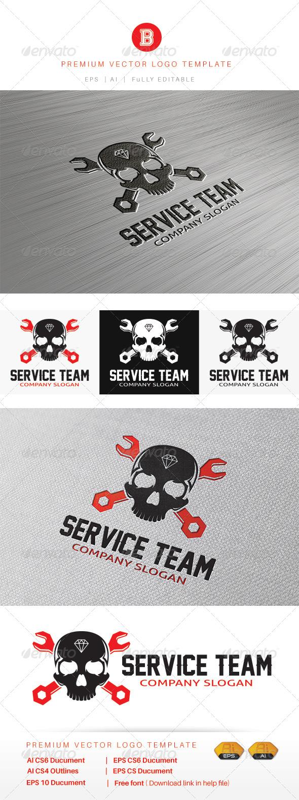 GraphicRiver Service Team 8462684
