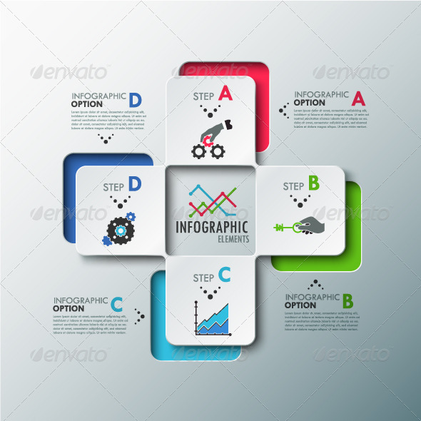 GraphicRiver Modern Infographics Options Banner 8463356