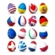 Egg Flags - GraphicRiver Item for Sale