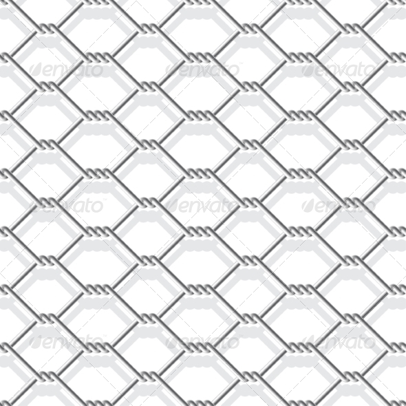 GraphicRiver Chain Link Fence 8463579