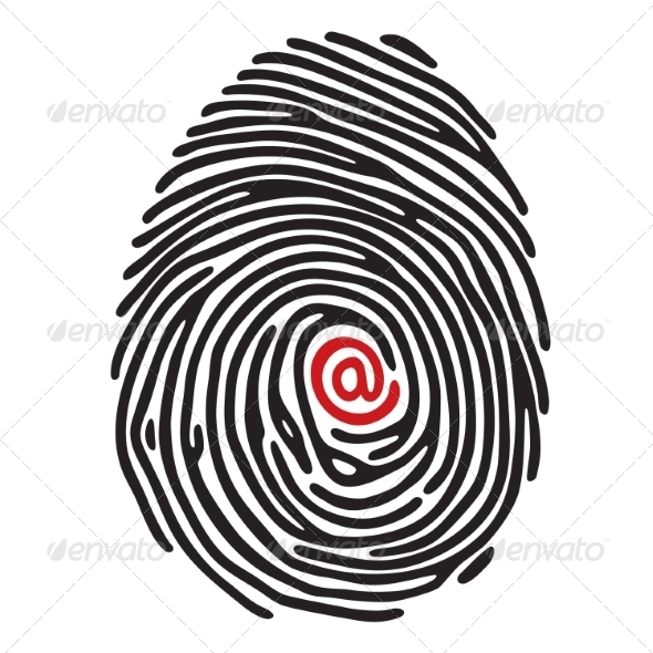 GraphicRiver Finger Print 8463648