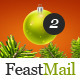 FeastMail 2 - Christmas Email Template - ThemeForest Item for Sale