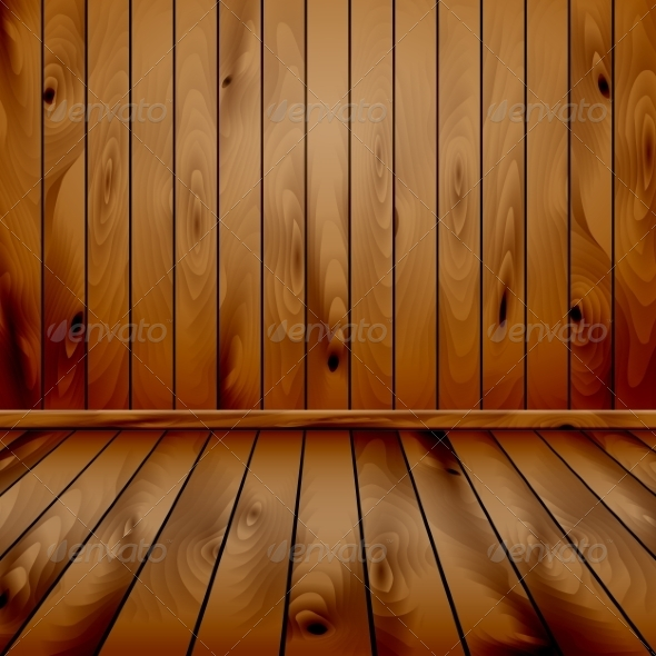 GraphicRiver Wood Background 8464463