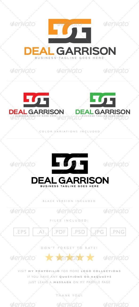 GraphicRiver DG Logo 8464488