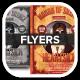 Indie Rock Concert Event Flyer - GraphicRiver Item for Sale