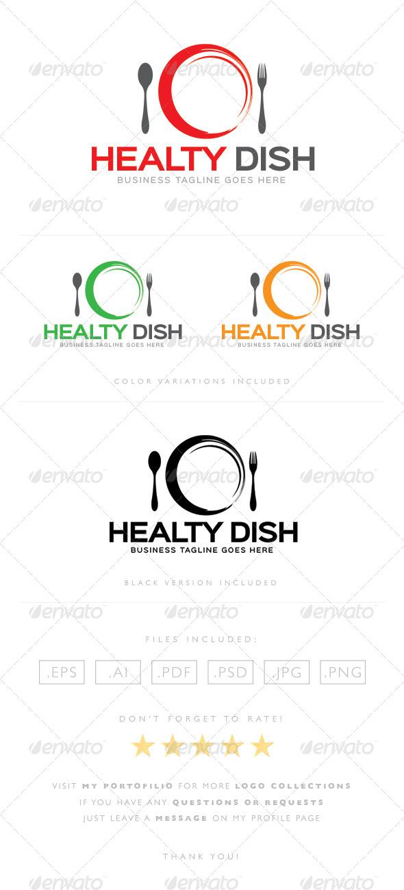 GraphicRiver Healty Dish 8465058