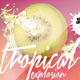 Tropical Summer Party Flyer Template 2 - GraphicRiver Item for Sale