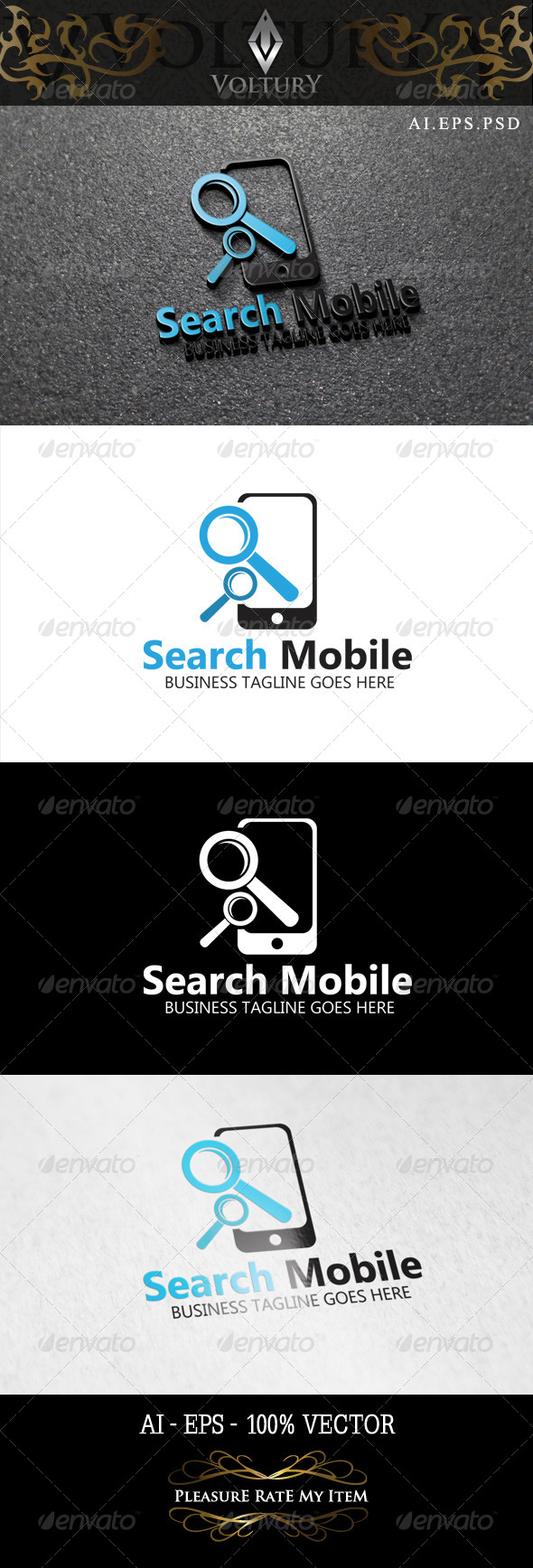 GraphicRiver Search Mobile Logo 8465127