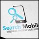 Search Mobile Logo - GraphicRiver Item for Sale