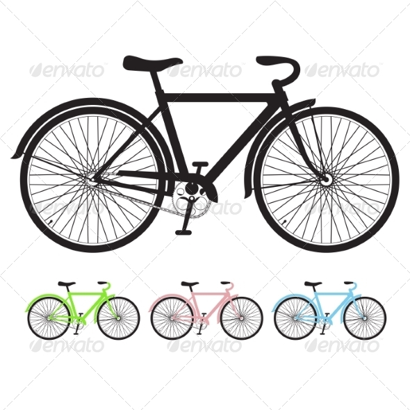 GraphicRiver Bicycle 8465230