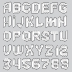 Cube Alphabet - GraphicRiver Item for Sale