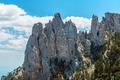 High rocks Ai-Petri of Crimean mountains - PhotoDune Item for Sale