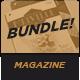 Melville MGZ Print & Digital - GraphicRiver Item for Sale