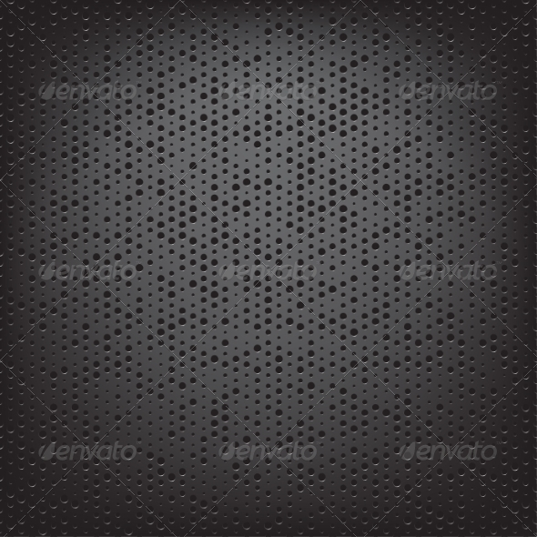 GraphicRiver Perforated Carbon Fiber Weave 8465645