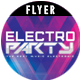 Electro Party | Flyer - GraphicRiver Item for Sale