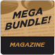 MGZ Mega Bundle 3 - GraphicRiver Item for Sale