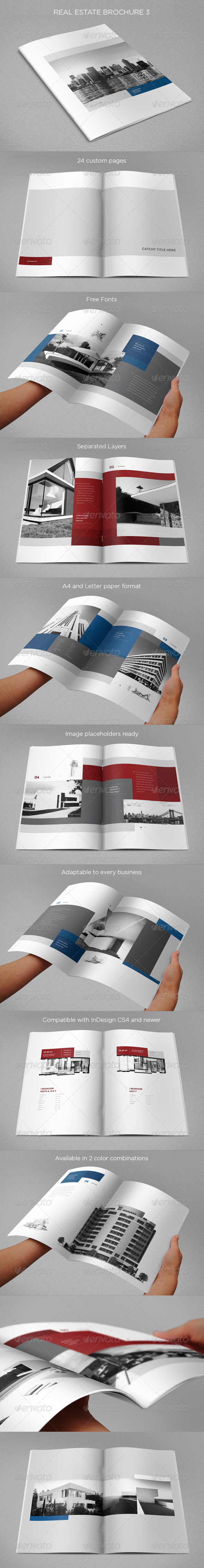 GraphicRiver Real Estate Brochure 3 8466289
