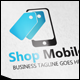 Shop Mobile Logo - GraphicRiver Item for Sale