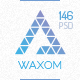 Waxom - Clean & Universal PSD Template - ThemeForest Item for Sale